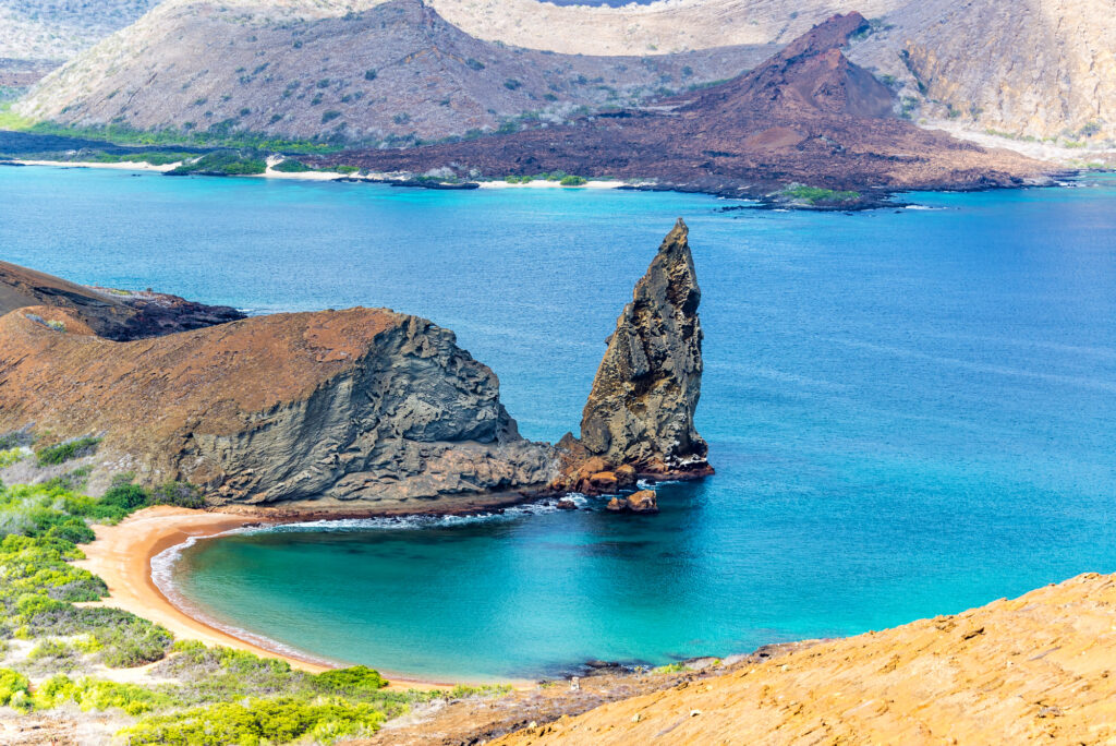 Galapagos | Pinnacle Rock | Ingenious Travel