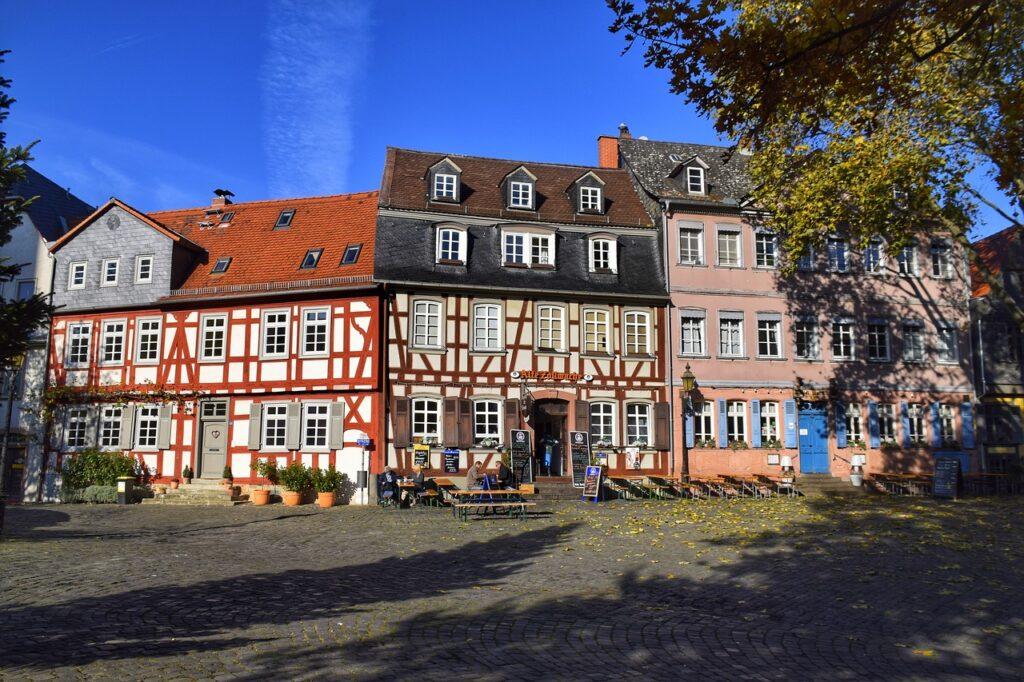 Frankfurt Germany   Ingenious Travel